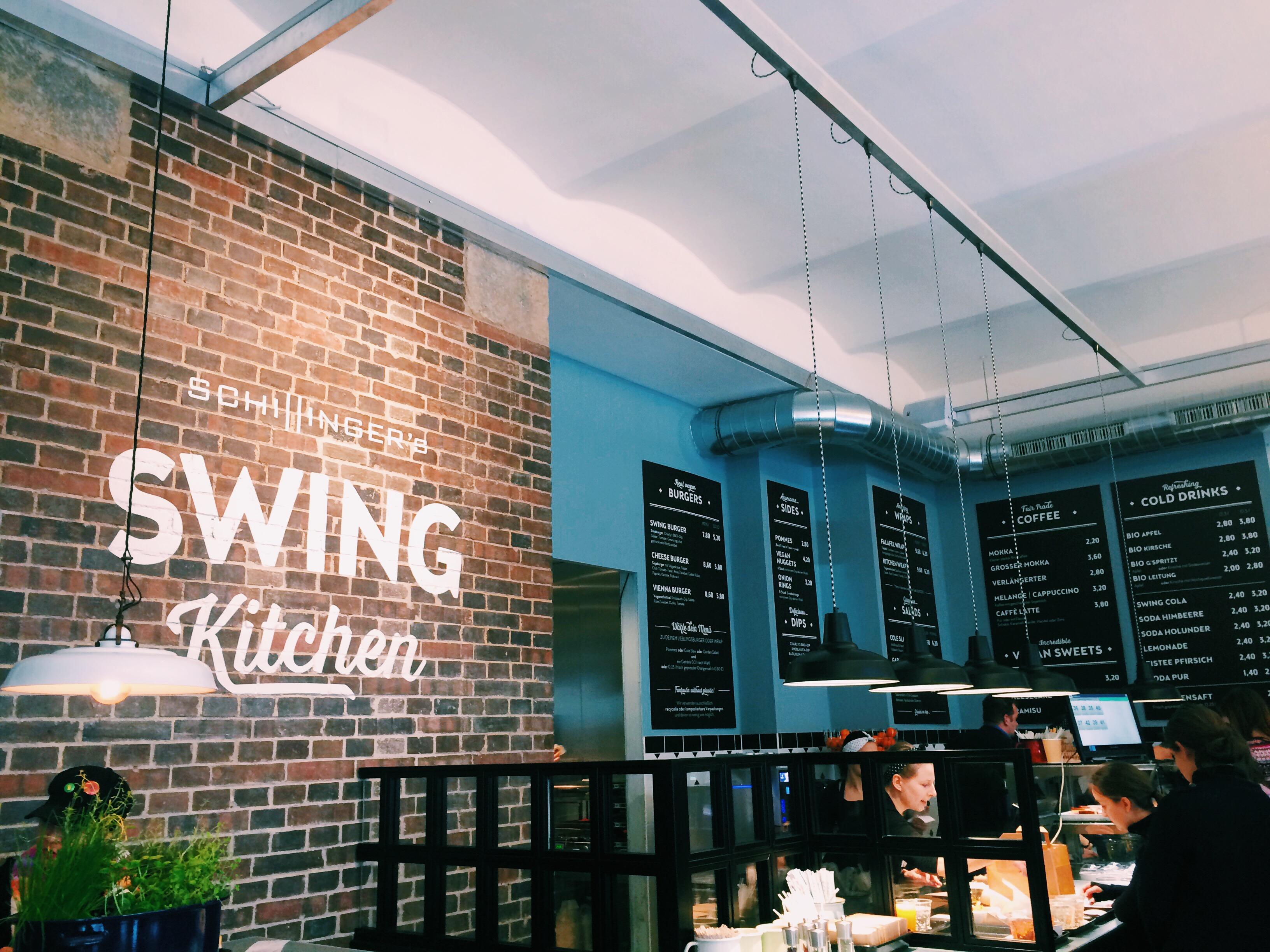 Schillinger's Swing Kitchen
