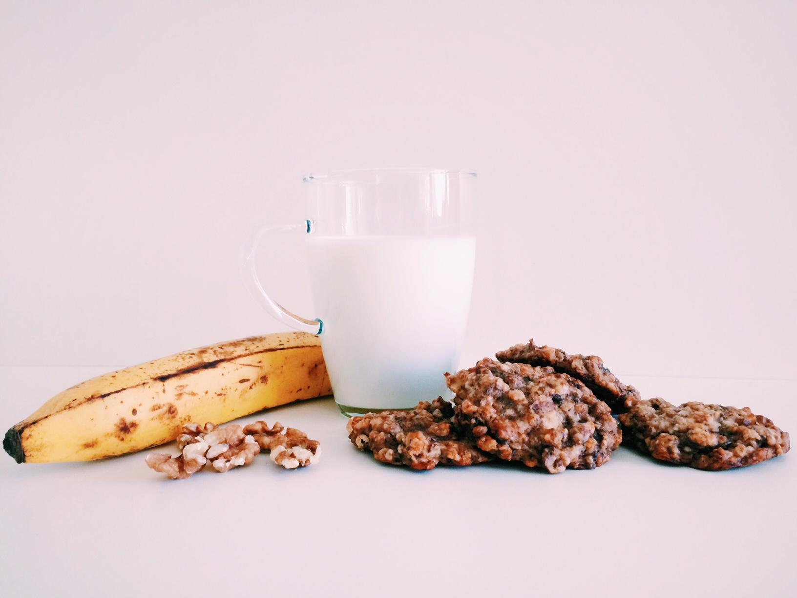 Bananenbrot Cookie