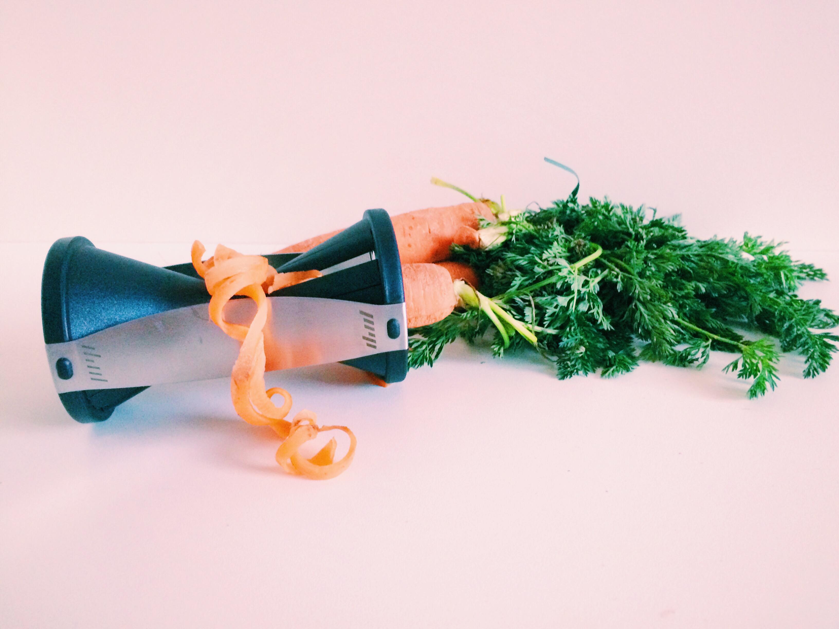 Gemüsenudeln