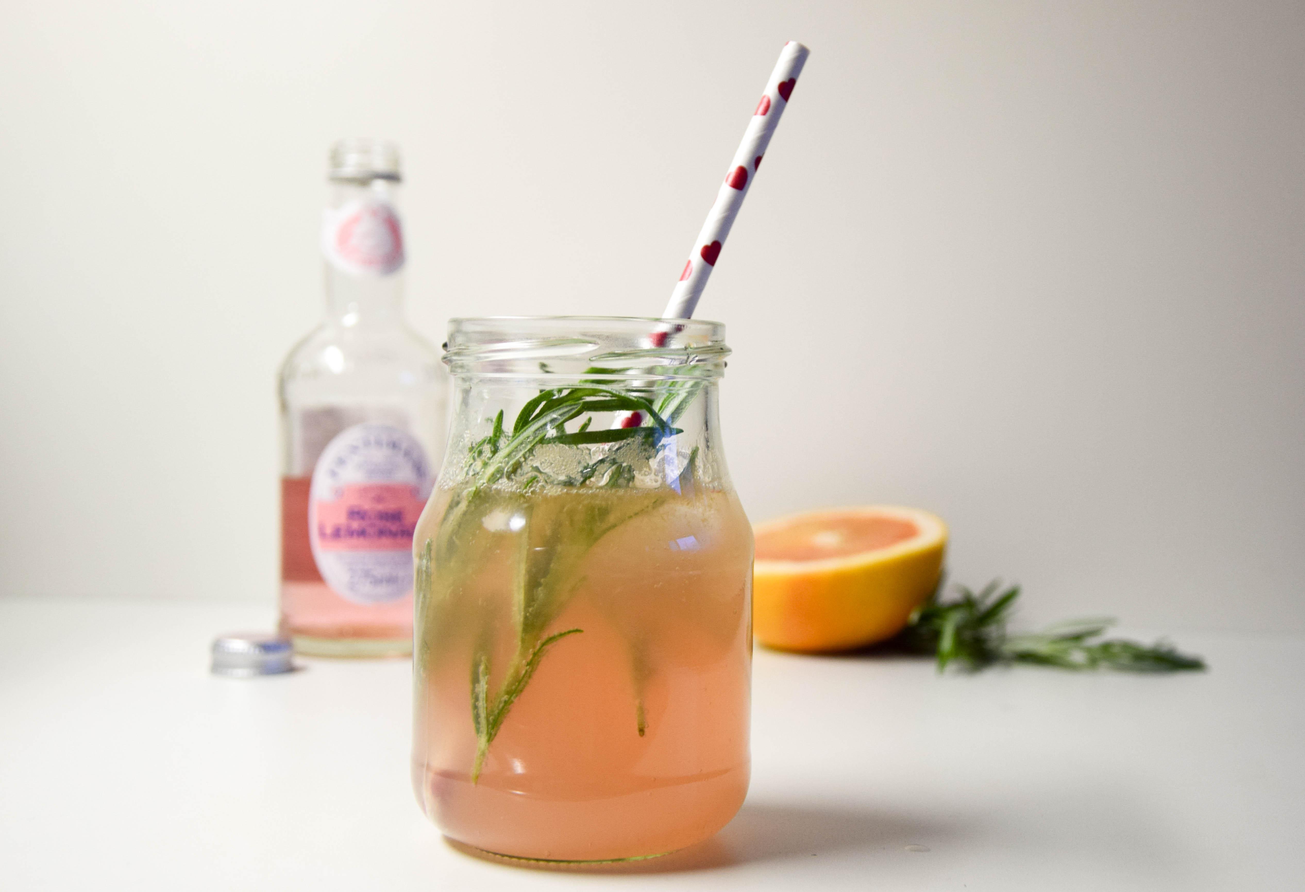 Sun Downer - Pink Rosmarin Gin